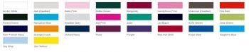 ARS-003 Farbübersicht
