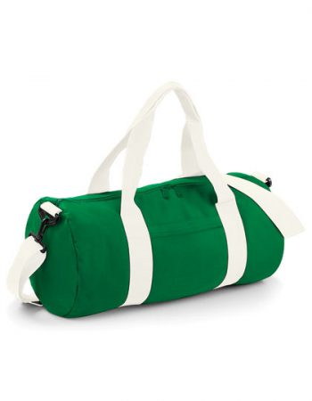Kelly Green-Off White-